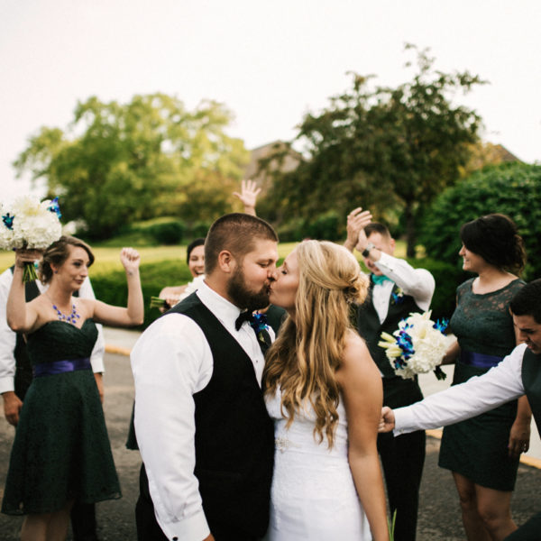 Emily + Adam // Newlyweds