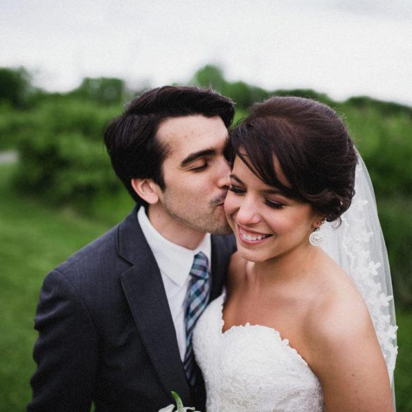 Michelle + Nick // Newlyweds