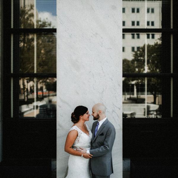 Nicole + Christopher // Newlyweds