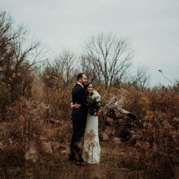 Loriana + Eric // Newlyweds